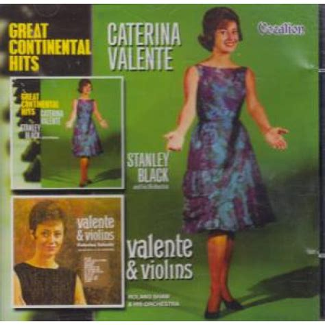 caterina valente greatest hits valente caterina greatest hits records lps vinyl and