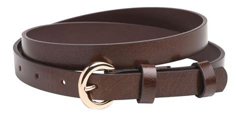 4 Slim Belt 20mm 3 4 quot slim genuine leather belt sizes 10