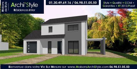 veranda toit 4 pans le modle lila pans est une maison tage au design trs