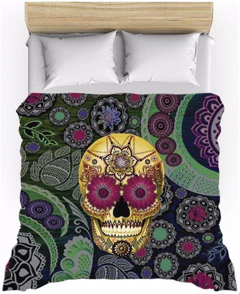 dia de los muertos bedding 139 best sugar skulls and day of the dead images on
