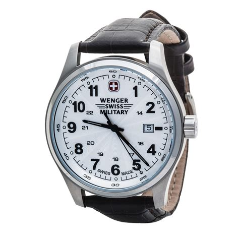 Swiss Army 7377 Brown Original wenger watches