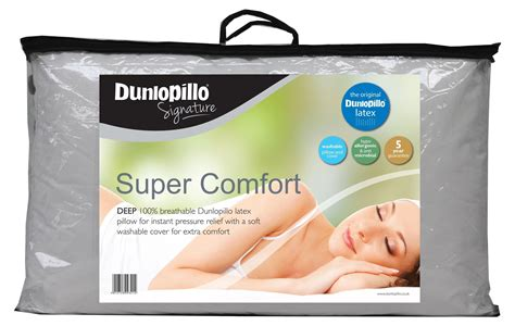 dunlopillo comfort pillow dunlopillo comfort pillow ponden home