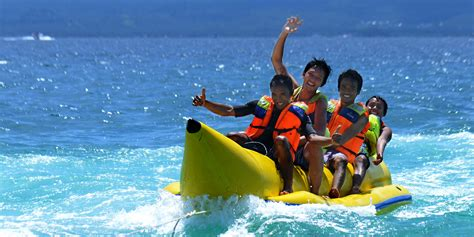 Bali Banana Boat Tanjung Benoa bali water sports package best deals