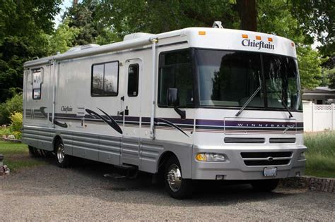 1998 winnebago chieftain for sale