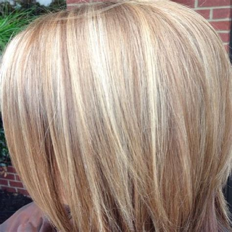 blonde hair with mocha lowlights dimensional blonde highlights lowlights нαιя ѕтуℓєѕ