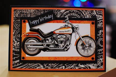 Harley Davidson Birthday Cards harley davidson birthday cards card design ideas