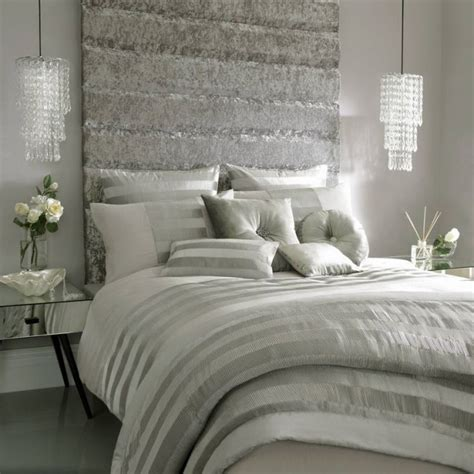glamorous bedroom in the bedroom with bedding by at home