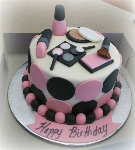 makeup themed birthday cake 17 best images about fodant make up on pinterest edible