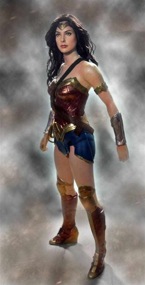 Figure Wonderwoman miscellaneous subject lynda figure