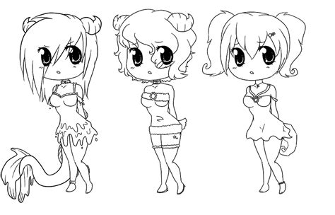 chibi food coloring pages chibi coloring pages bestofcoloring com