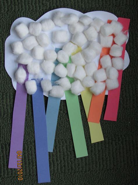 rainbow craft for live learn preschool rainbow craft