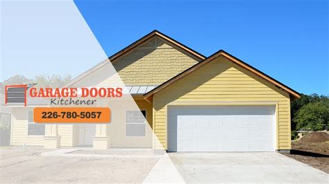Garage Doors Kitchener Fix Garage Door Kitchener Get Professional Help Call 226 780 5057