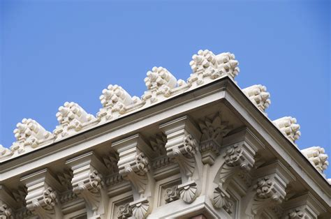 cornice definition what is a cornice check the architecture glossary