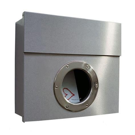 Angebot Briefkasten Edelstahl letterman i briefkasten radius buerado designshop