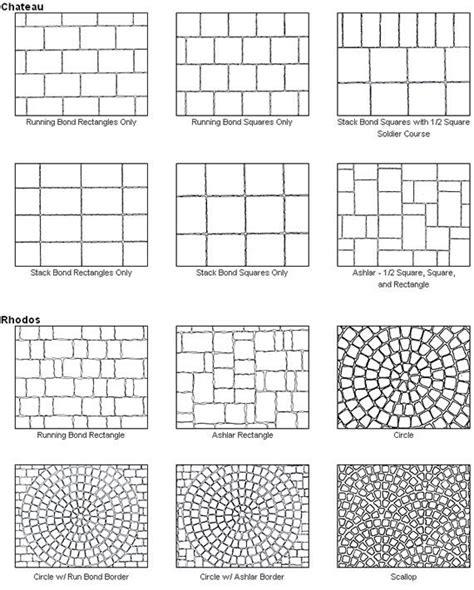 25 best ideas about paver patterns on pinterest brick paver patio brick pavers and brick path