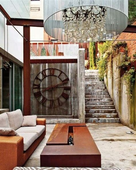outdoor metal treppen 130 best images about corten steel inspiration on