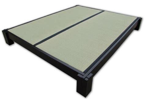 öko futon bett osaka inkl rolllattenrost 2 tatami und futon cotton