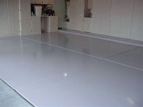epoxy garage floor cost
