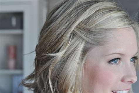 how to pull my hair back like yoland foster step by step 17 best ideas about bang twist on pinterest pin back