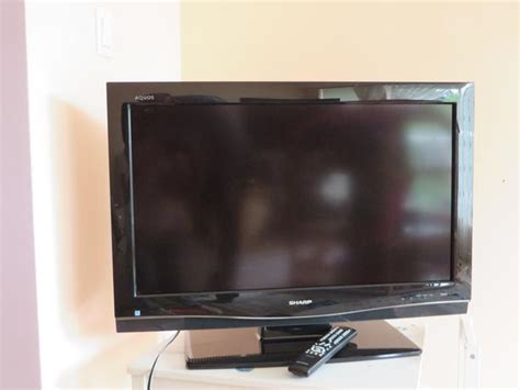 Tv Sharp Aquos 32 Inch Putih tv sharp aquos 1080p 32 inch west vancouver vancouver