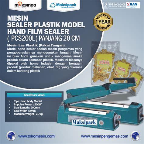 Mesin Las Tangan Jual Mesin Las Plastik Pakai Tangan Di Semarang Toko