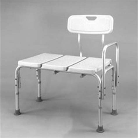 invacare tub transfer bench invacare blow molded transfer bench 417
