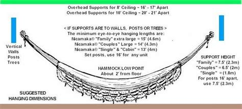 How To Install Hanging Chair by How To Hang A Hammock Hammocks And Hammock Chairs Your