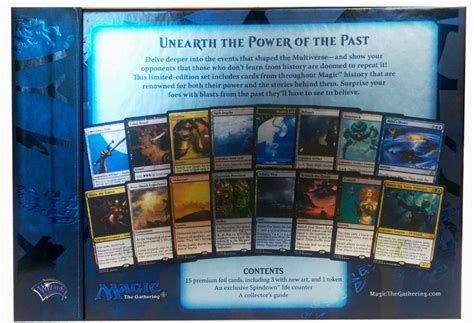 Mtg From The Vault Lore from the vault lore magic the gathering mtg ftv