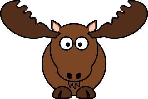 clipart gratis animate free moose clipart clipart clipartix