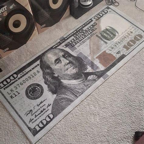 100 dollar bill rug 100 dollar bill rug 187 petagadget