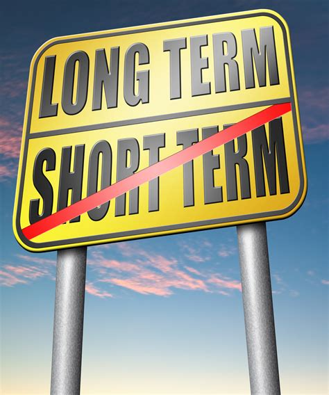 short term thinking is dangerous to long term innovation