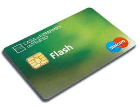 fideuram carta di credito carta flash da cariparo bassi tassi