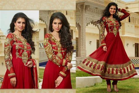 Anarkali Baju India 107 indired fashion koleksi anarkali suit designer baju 3 stylecry bridal dresses wear makeup