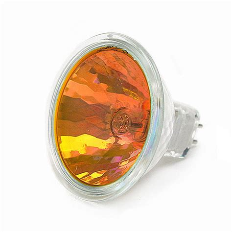 ext mr16 50w 12v orange mr 16 ext bulb 50 watts ext lamp