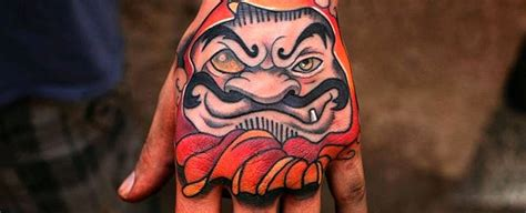 daruma doll tattoo designs 50 traditional moth designs for nocturnal