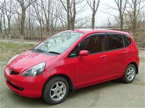 honda jazz pictures  gasoline ff automatic