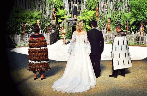 Wedding Ceremony Procedure by New Zealand Traditional Maori Weddings Maori Wedding