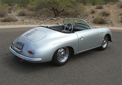1957 porsche speedster 1957 porsche speedster convertible re creation 93346