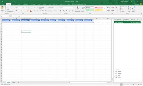 Budgetplanungsvorlage F 252 R Excel Finance Operations Dynamics 365 Msdyn365fo Microsoft Docs Custom Office Templates Folder 2016