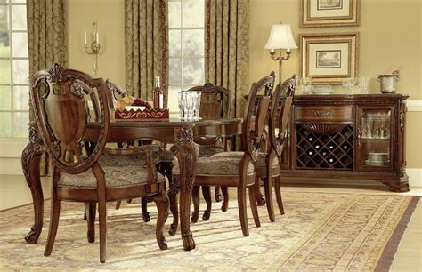 world dining room sets world extendable dining room set from 143220 2606