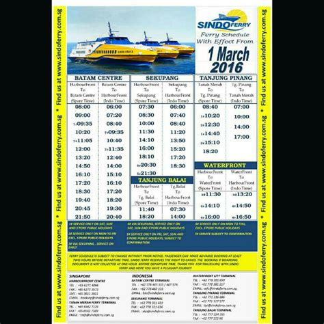 Ticket Jakarta For 2 Pax By Qatar cheap sindo batam ferry tickets