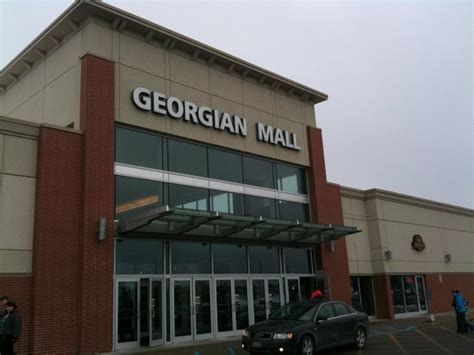 stores barrie georgian mall reviews barrie ontario attractions