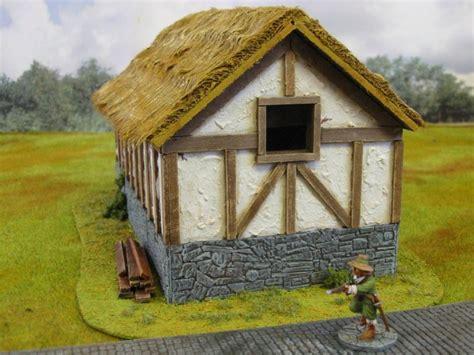 large  stone barn mm pauls modelling workshop