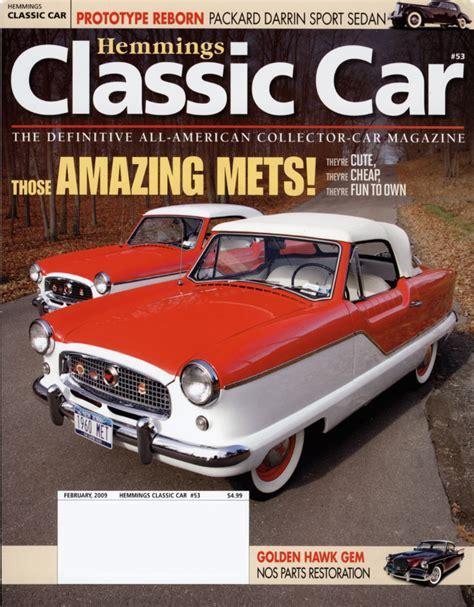 omurtlak57: classic car magazine