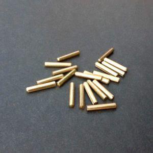 Roll Pin C Pin Slotted Pins Diameter 3 Mm Panjang 15 Mm pins roll pins dowel pins mills pins pin mill pins