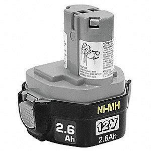 resetting makita battery makita battery 12v 2 6ah nimh 4mgw9 193157 5 grainger
