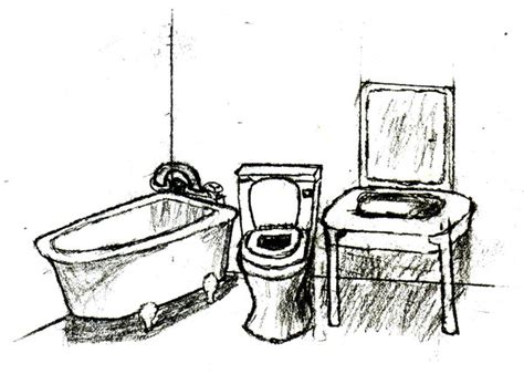sketch of bathroom bathroom sketch 28 images bathroom sketch my conceptual desgns pinterest hand