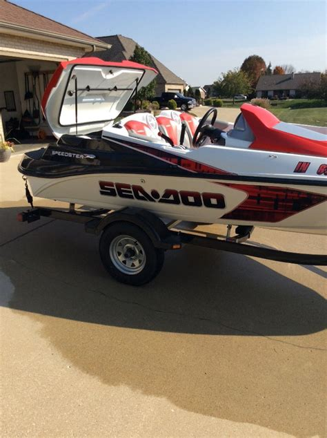 sea doo boat keel guard sea doo speedster 2007 for sale for 8 400 boats from