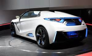 Honda Future Electric Cars Honda Ev Ster Electric Concept Car Could Make It To Production
