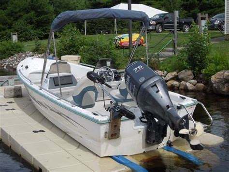 triumph boats dual console triump 170 dual console 2005 for sale for 2 500 boats